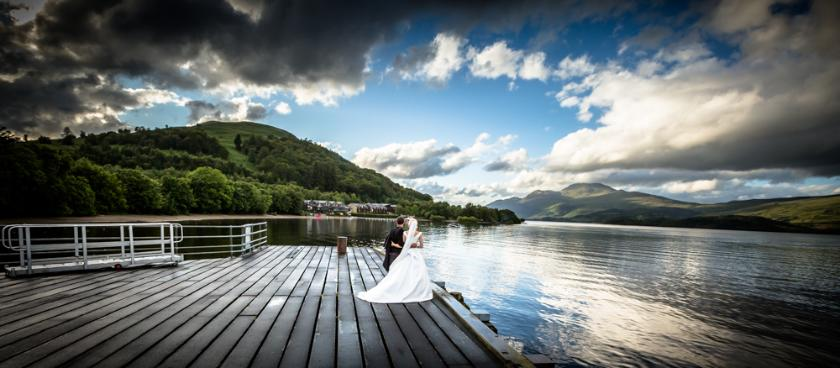 wedding photography in edinburgh scotland